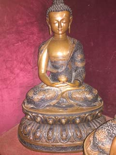 Der Weg des Zen und die Dhyani-Buddhas