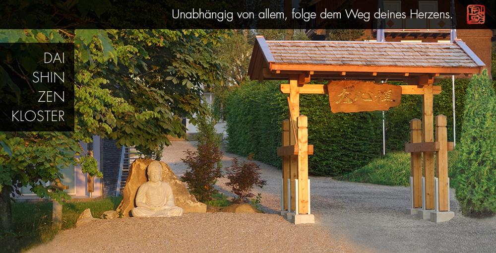 Dai Shin Zen | Fragen an Zen-Meister Hinnerk Polenski (Syobu Sensei)