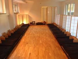 Viele neue Zendos des Daishin Zen entstehen