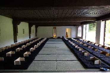 Offene Zen-Meditationsgruppe im Zen-Kloster Buchenberg